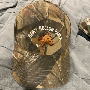 Happy Hollow Ranch hat